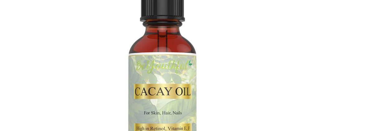 3 ml Cacay olej v obalu hnědá skleněná lékovka pro zabezpečění kvality