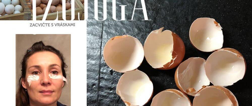 Co dokáže vaječný bílek a jeho 40 bílkovin