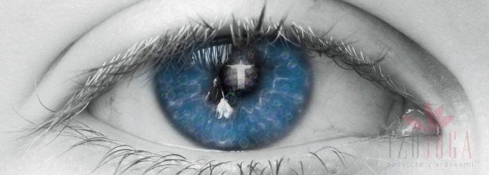 Váčky pod očima
