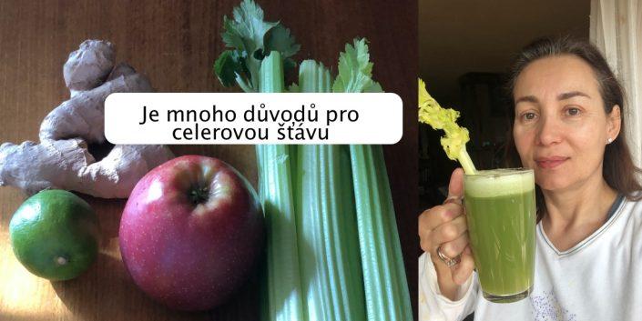 Celerová šťáva